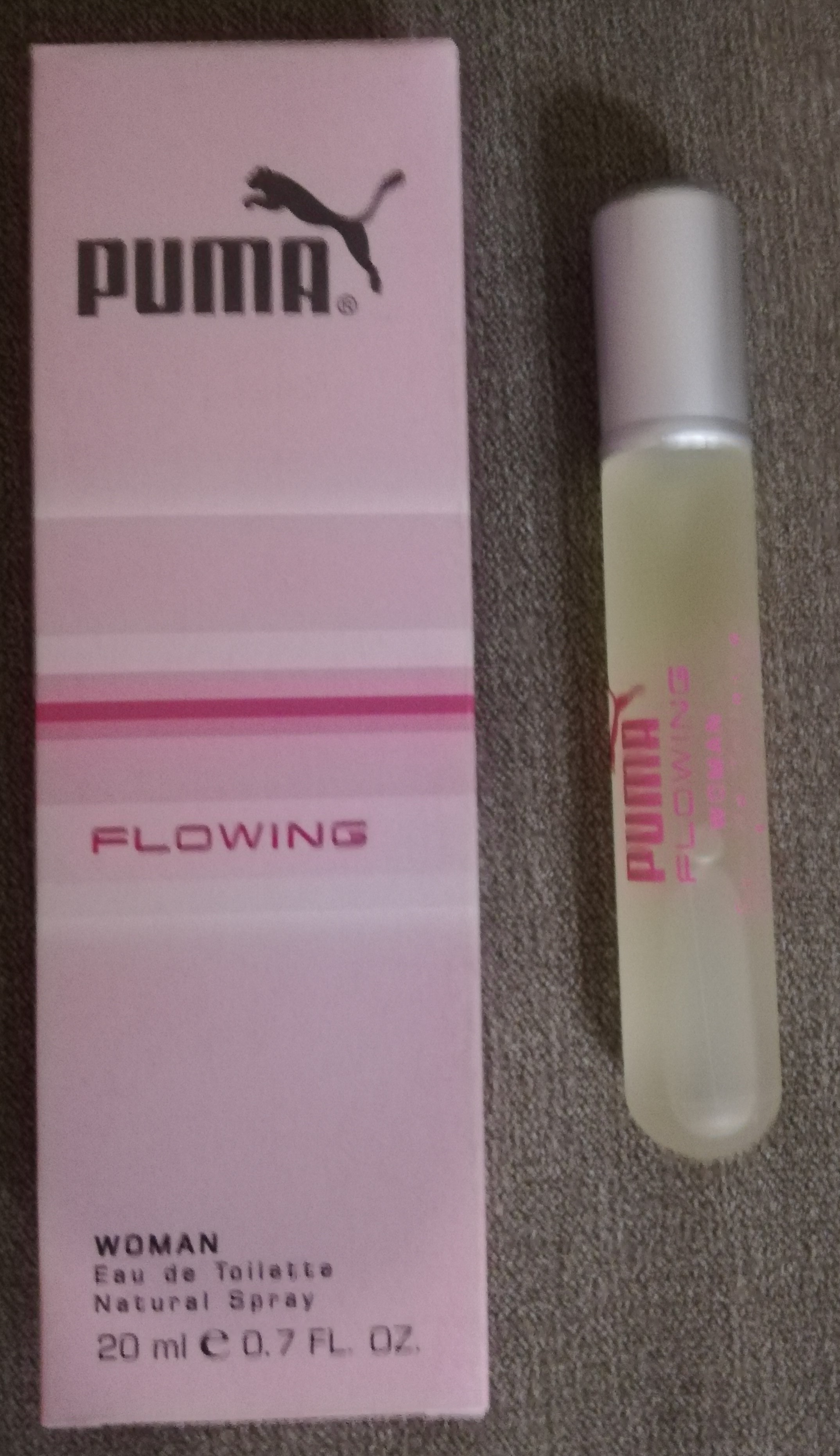 Puma Flowing Woman Eau de Toilette 20 ml