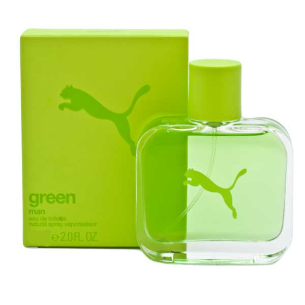 Puma Green Man Eau de Toilette 90 ml