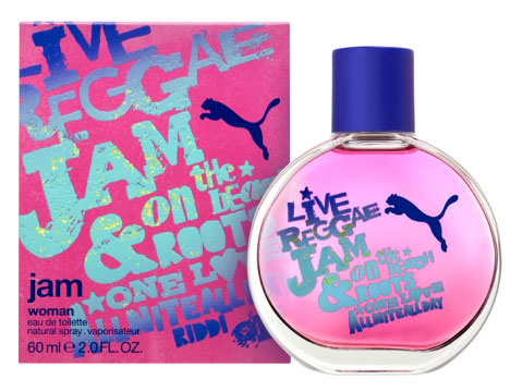 Puma Jam Woman Eau de Toilette 90 ml