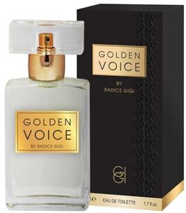 Radics Gigi Golden Voice Eau de Toilette 50 ml