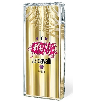Roberto Cavalli Just Cavalli I Love Woman Eau de Toilette 60 ml