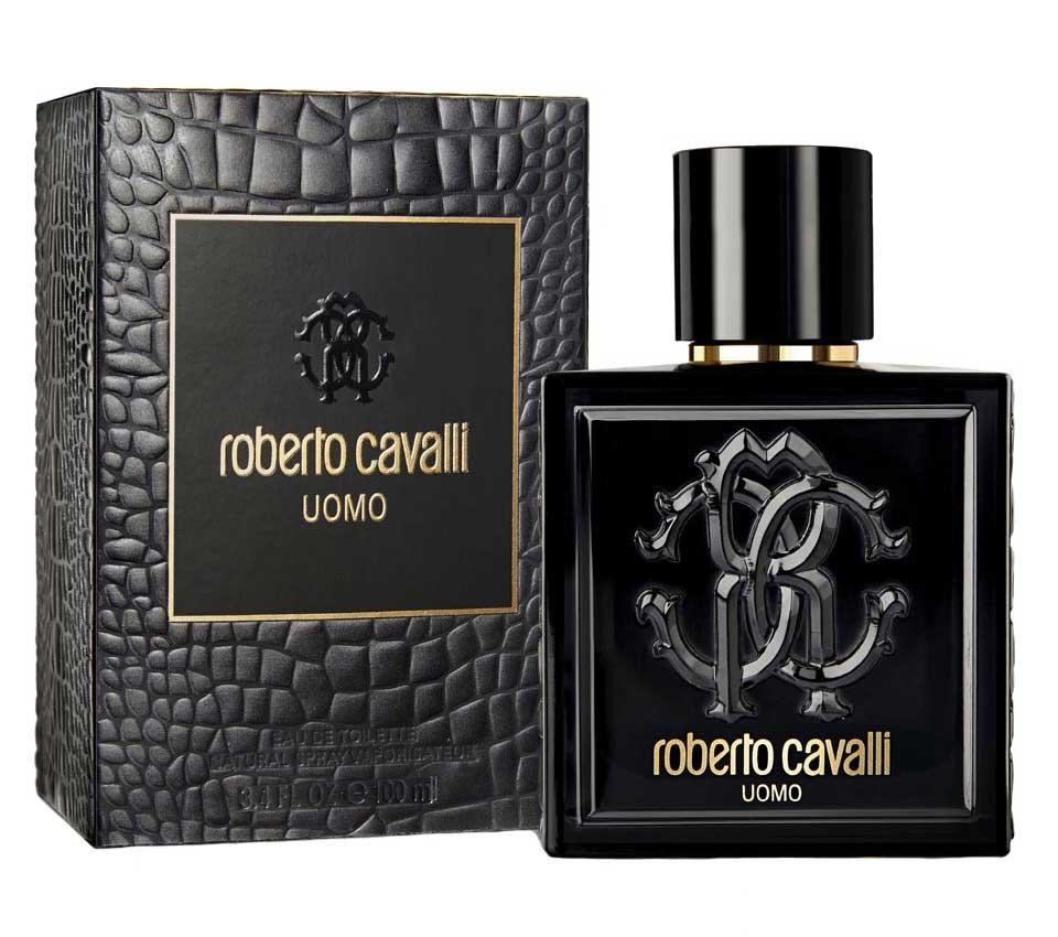 Roberto Cavalli Uomo Eau de Toilette 100 ml