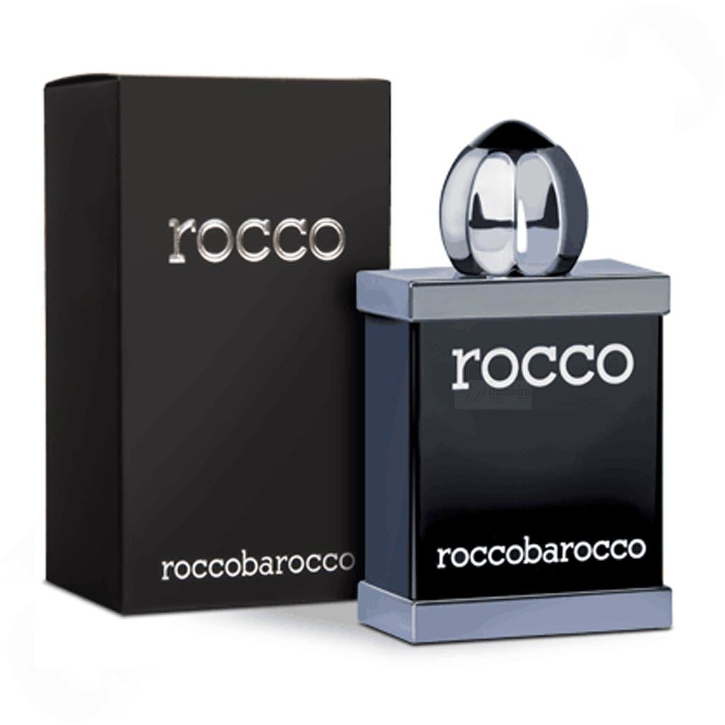 Roccobarocco Rocco Black for Man Eau de Toilette 100 ml