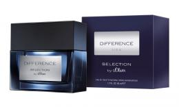s.Oliver Selection Difference for Men Eau de Toilette 50 ml