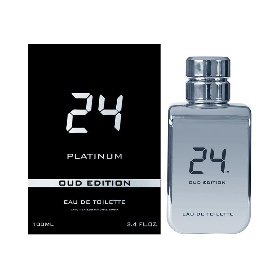 ScentStory 24 Platinum Oud Edition Eau de Toilette 100 ml