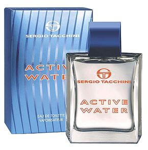 Sergio Tacchini Active Water Eau de Toilette 27 ml