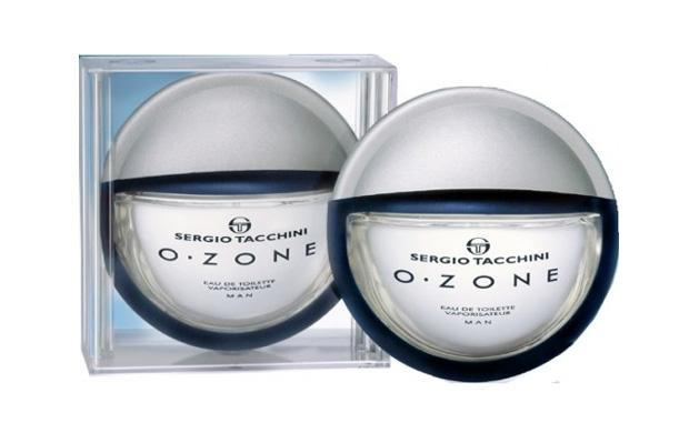 Sergio Tacchini Ozone Man Eau de Toilette 50 ml
