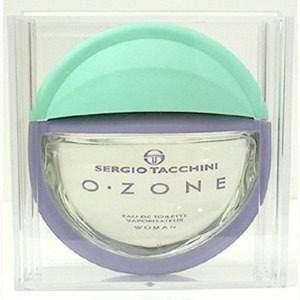 Sergio Tacchini Ozone Woman Eau de Toilette 75 ml