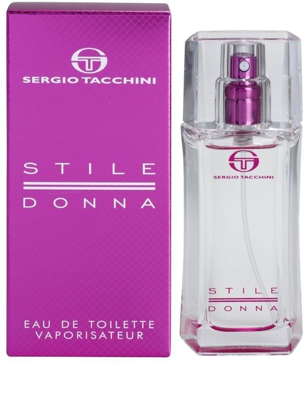 Sergio Tacchini Stile Donna Eau de Toilette 30 ml