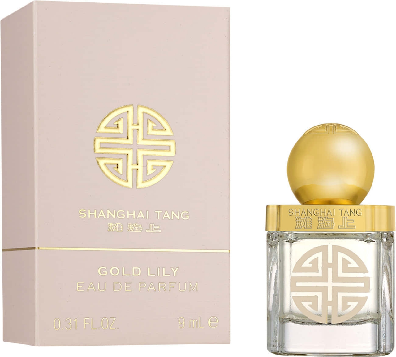 Shanghai Tang Gold Lily Eau de Parfum 9 ml Splash