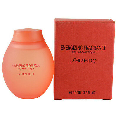 Shiseido Energizing Fragrance Eau de Parfum 100 ml Splash
