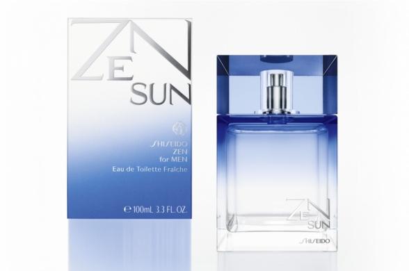 Shiseido Zen Sun for Men Eau de Toilette Fraiche 100 ml