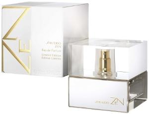 Shiseido Zen White Limited Edition Eau de Parfum 50 ml fólia nélkül