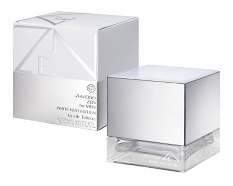 Shiseido Zen White Heat for Men Eau de Toilette 50 ml