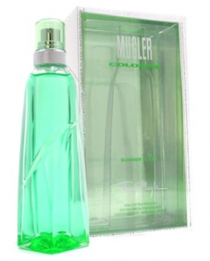 Thierry Mugler Cologne Summer Flash Eau de Toilette 100 ml