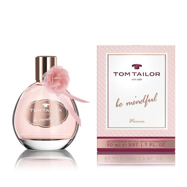 Tom Tailor Be Mindful for Women Eau de Toilette 50 ml