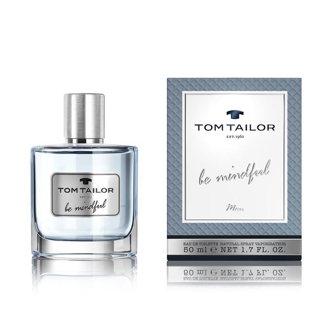 Tom Tailor Be Mindful Man Eau de Toilette 50 ml