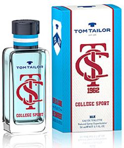 Tom Tailor College Sport Man Eau de Toilette 50 ml