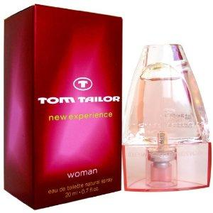 Tom Tailor New Experience Woman Eau de Toilette 50 ml