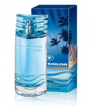 Tom Tailor Ocean for Men Eau de Toilette 50 ml