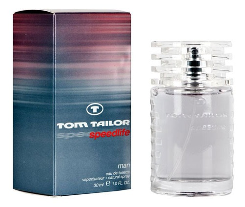 Tom Tailor Speedlife Man Eau de Toilette 50 ml