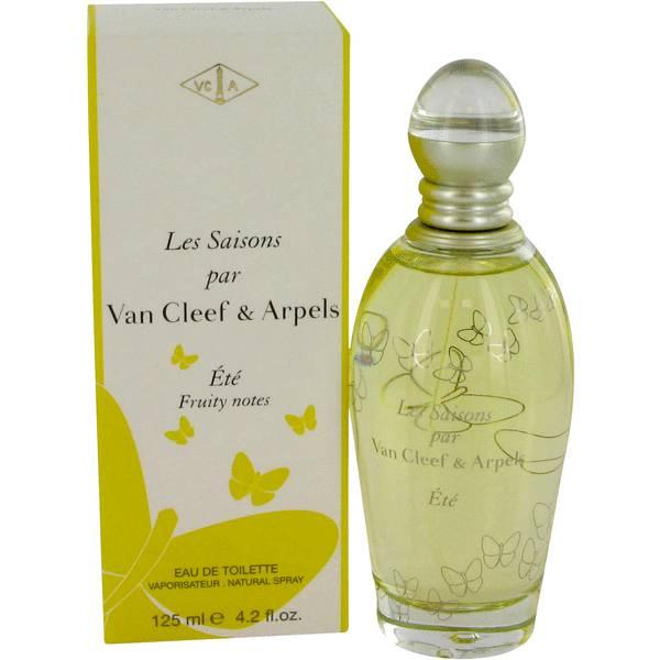 Van Cleef & Arpels Les Saisons Été (Summer) Eau de Toilette 125 ml