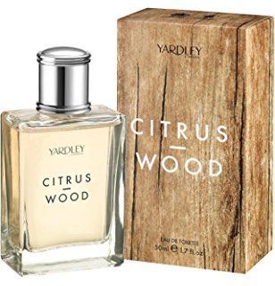 Yardley Citrus & Wood Eau de Toilette 50 ml