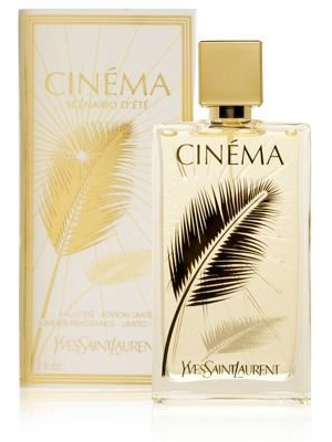 Yves Saint Laurent Cinéma Scenario d`Ete Summer Fragrance 90 ml