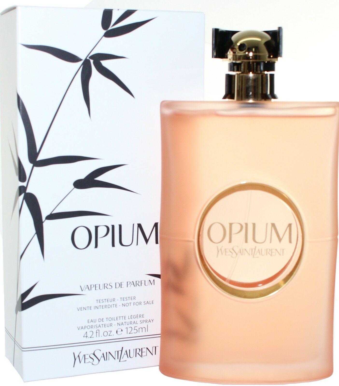 Yves Saint Laurent Opium Vapeurs de Parfum Eau de Toilette 125 ml teszter