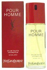 Yves Saint Laurent Pour Homme Eau de Toilette 100 ml