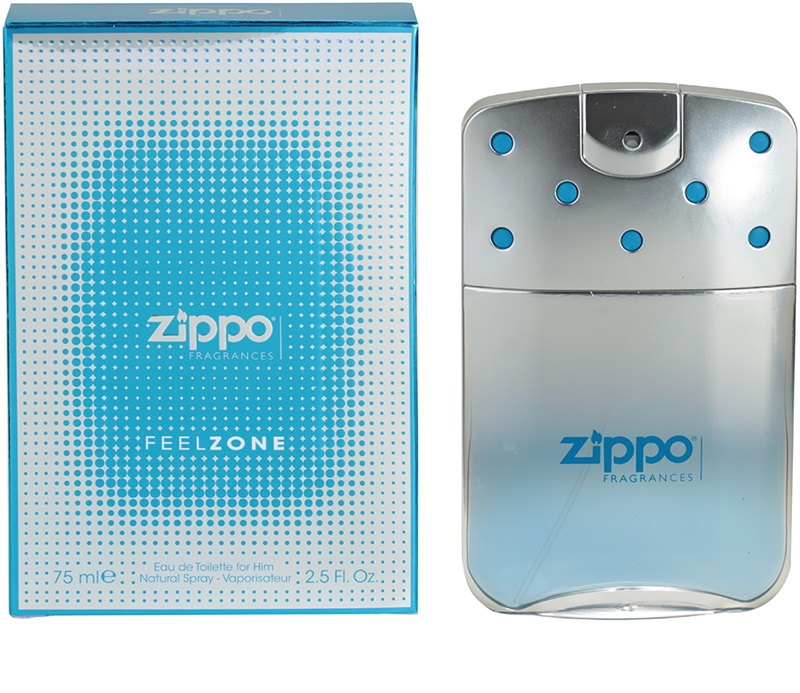 Zippo Feelzone For Him Eau de Toilette 75 ml