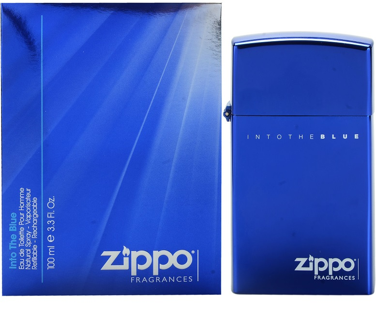 Zippo Into The Blue Eau de Toilette 100 ml