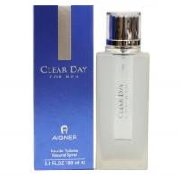 Aigner Clear Day for Men Eau de Toilette 100 ml