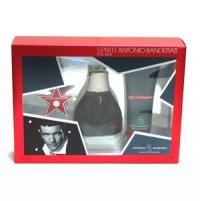 Antonio Banderas Spirit for Men ajándékszett férfiaknak II.