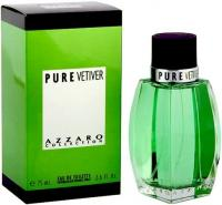 Azzaro Pure Vetiver Eau de Toilette 75 ml