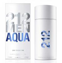 Carolina Herrera 212 Men Aqua Eau de Toilette 100 ml