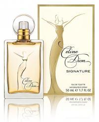 Celine Dion Signature Eau de Toilette 50 ml